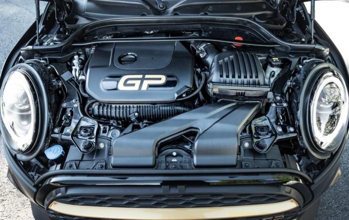 Manhart GP3 F350 Mini engine