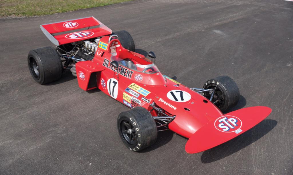 March F1 car