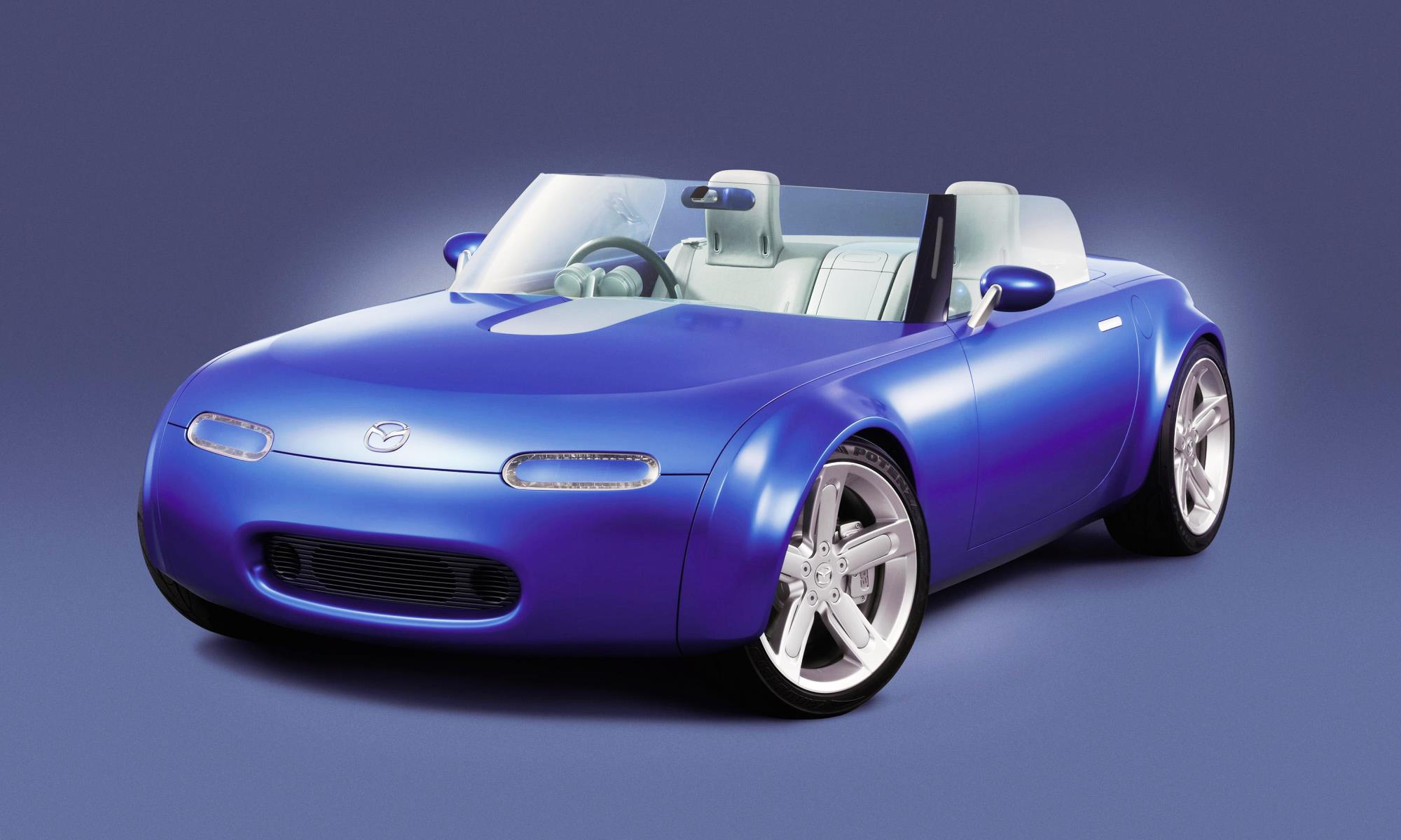 Mx 5 Concept Cars Is A Look At Some