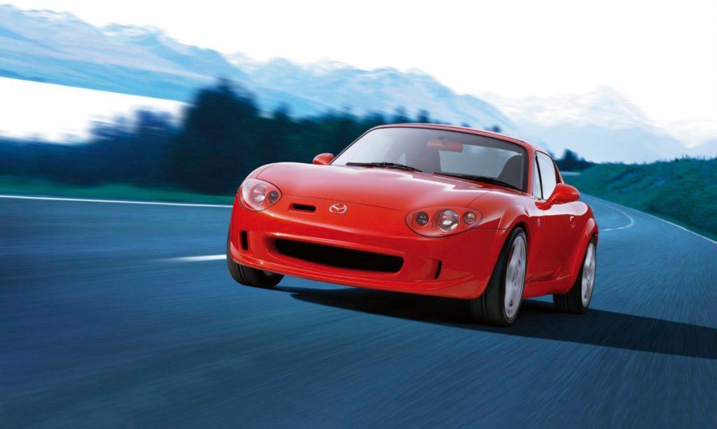 Mazda MX-5 MPS Concept