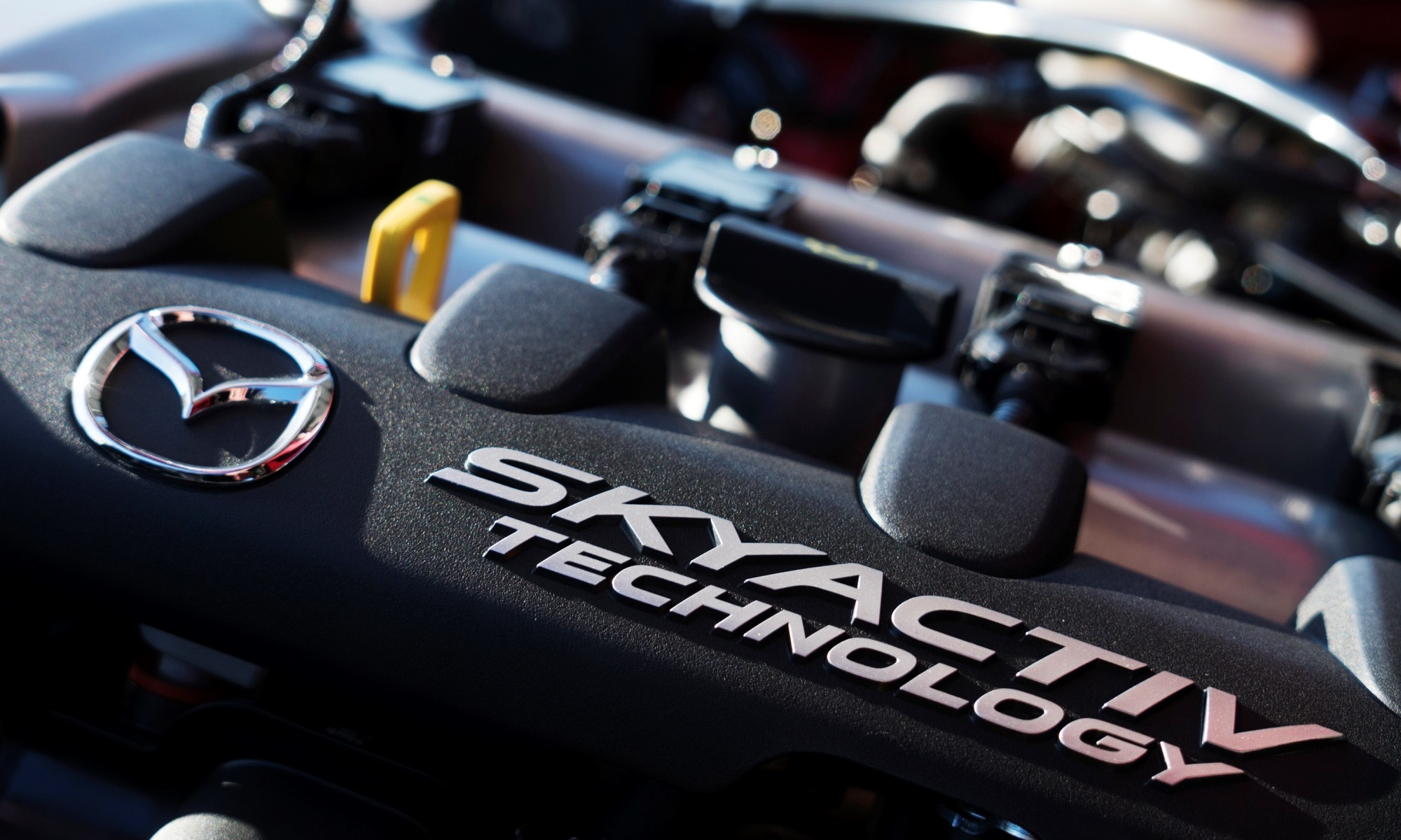 Mazda MX-5 upgraded engine