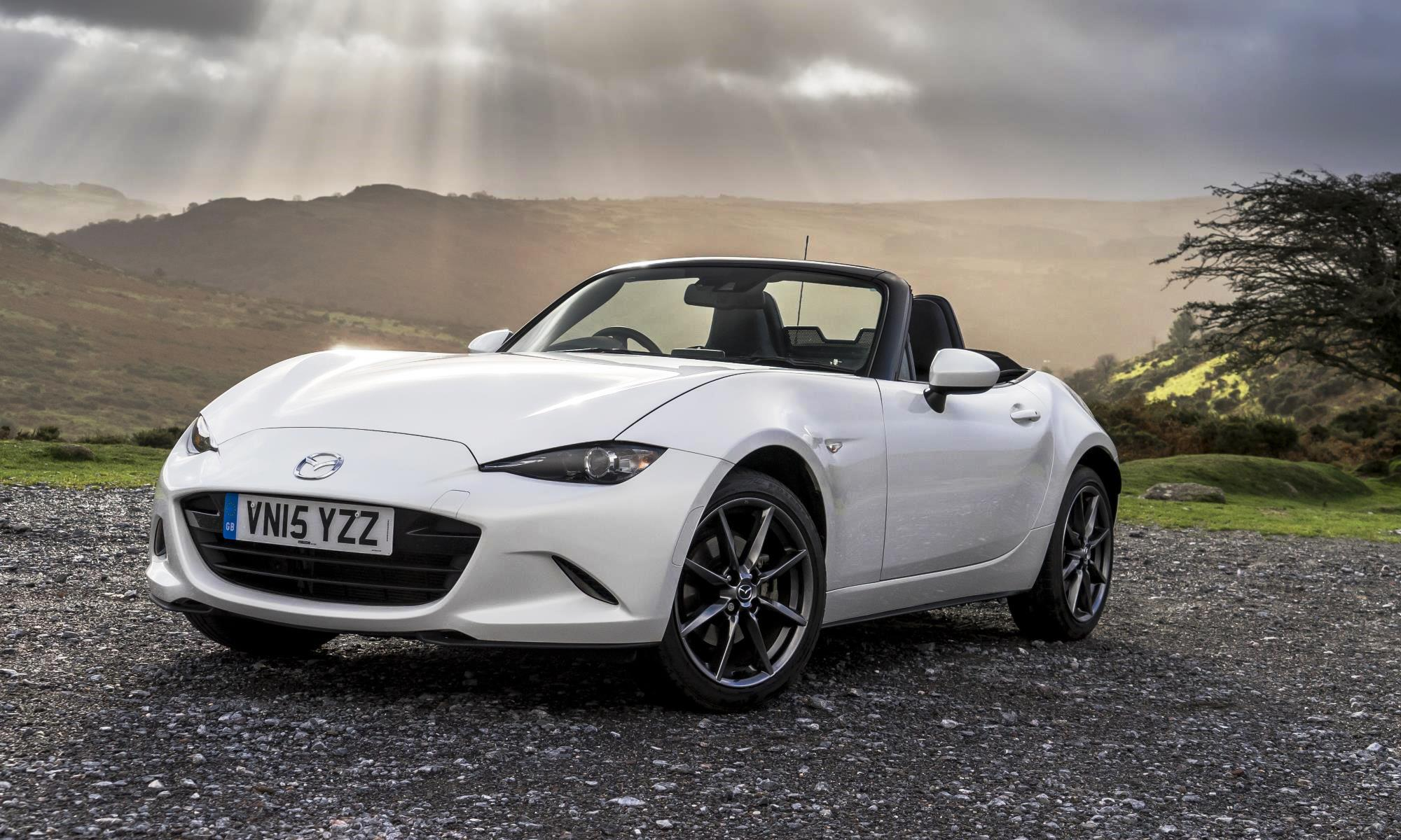 Mazda MX-5 upgraded