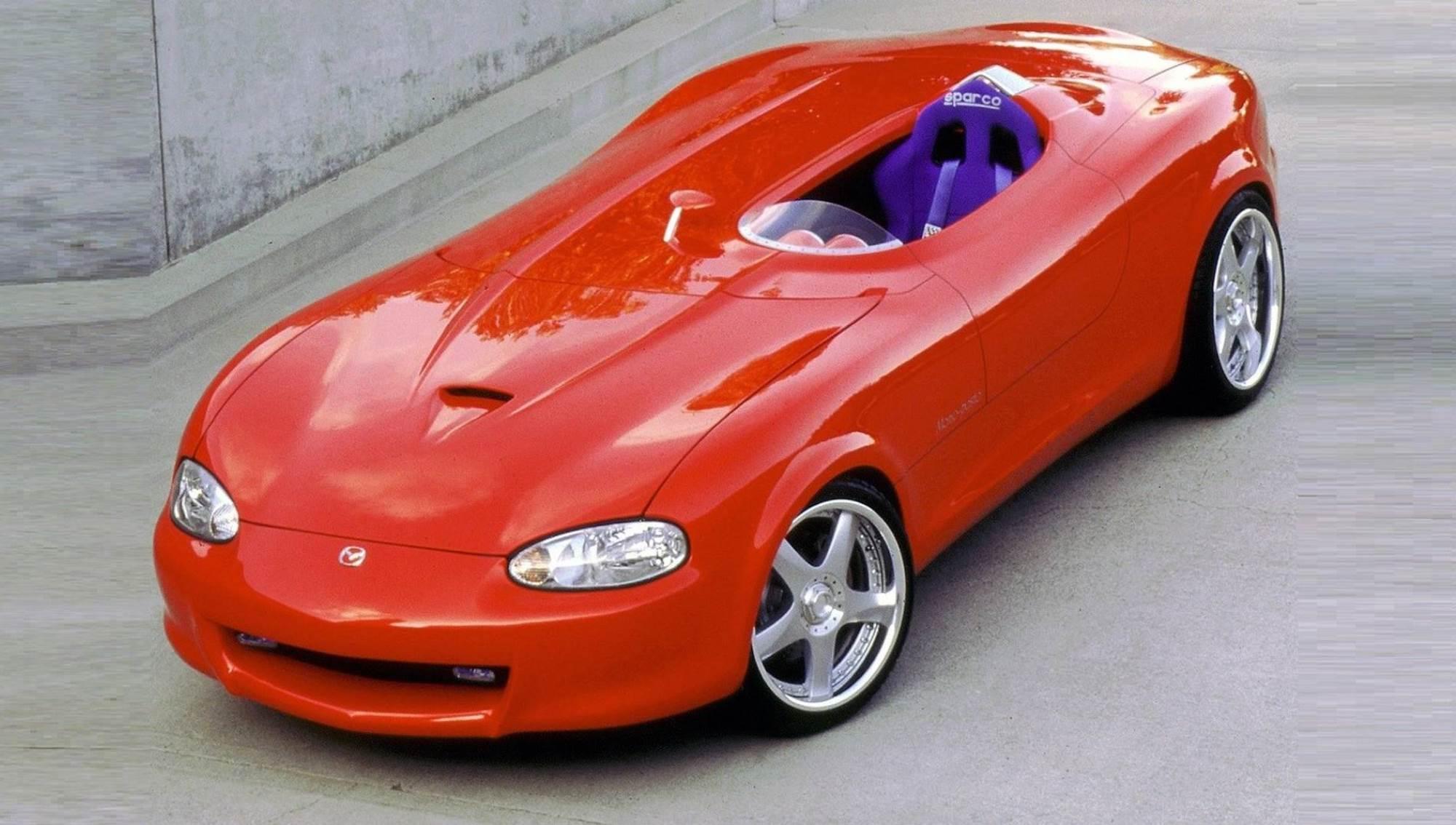 Mazda Mono Posto Concept
