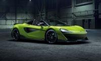 McLaren 600LT Spider front