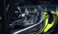 McLaren 600LT Spider interior