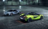 McLaren 600LT family