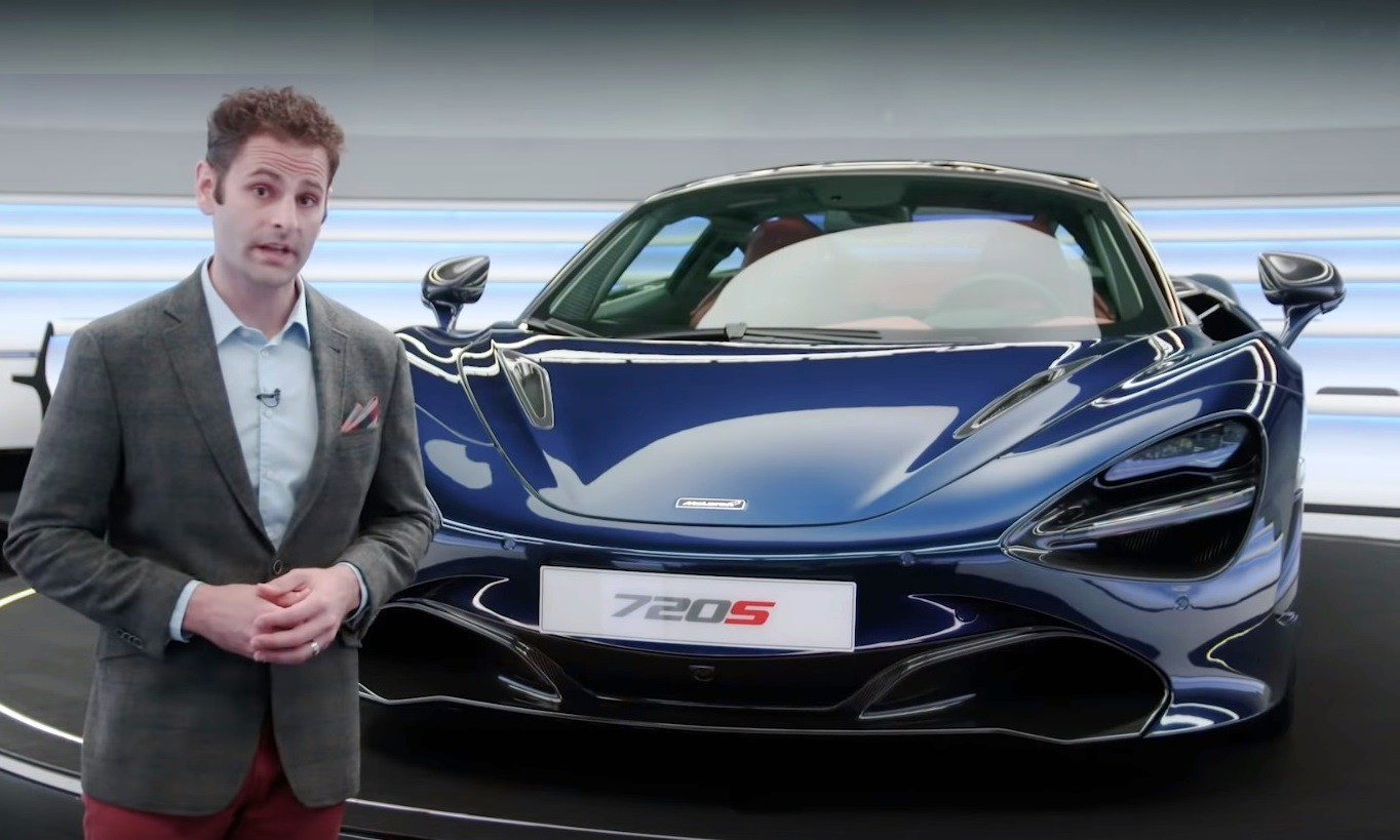 McLaren 720S intricacies explained by a rocket scientist