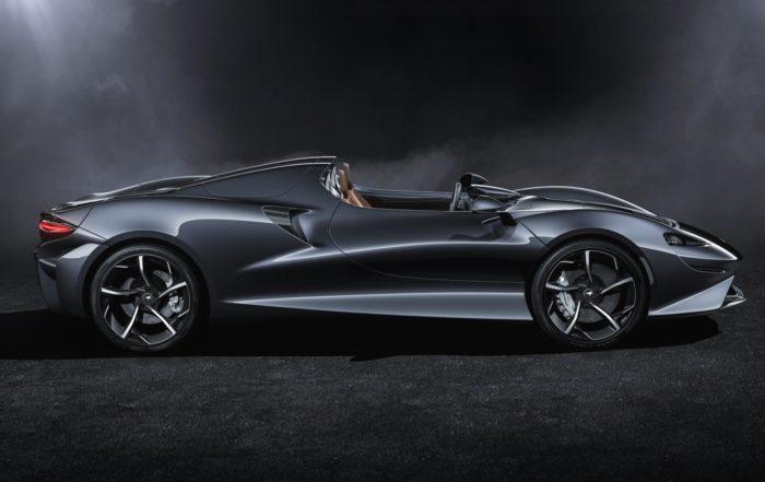 McLaren Elva profile