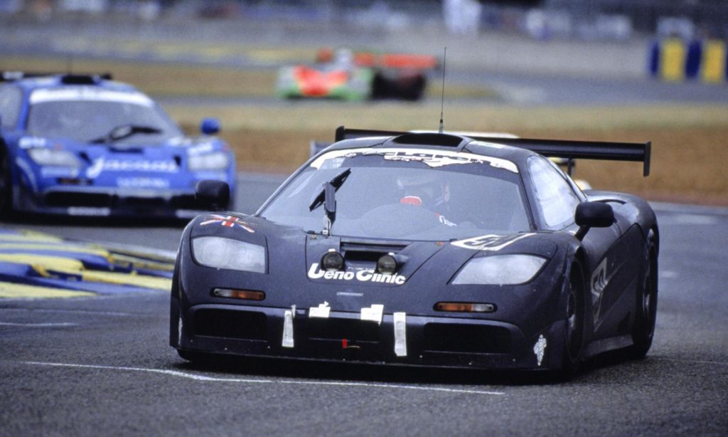 Iconic Le Mans winners