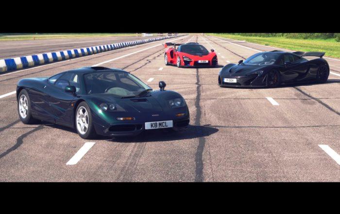 McLaren Ultimate Series Reunion