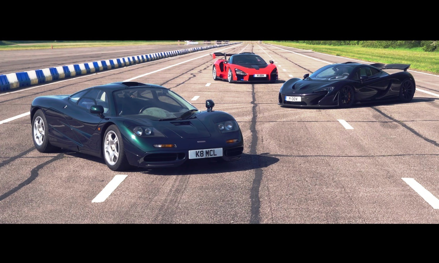 McLaren Ultimate Series Reunion