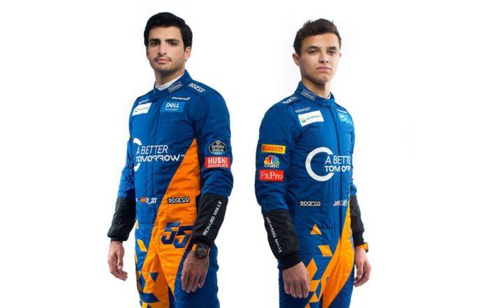McLaren drivers for 2019