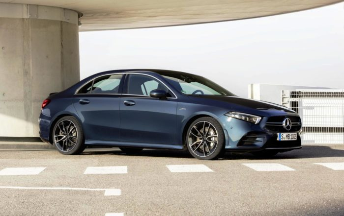 Mercedes-AMG A35 4Matic Saloon
