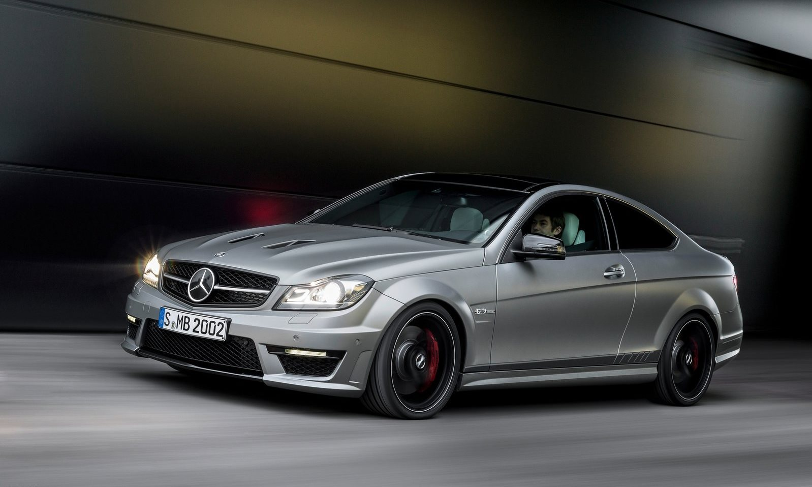 Mercedes-AMG C63 Edition 507 Coupe
