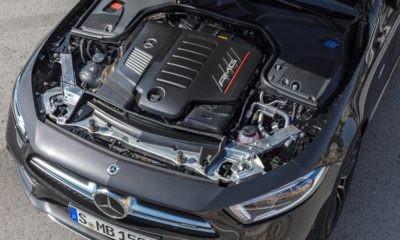 Mercedes-AMG CLS53 engine