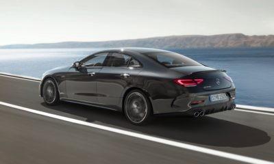 Mercedes-AMG CLS53 rear