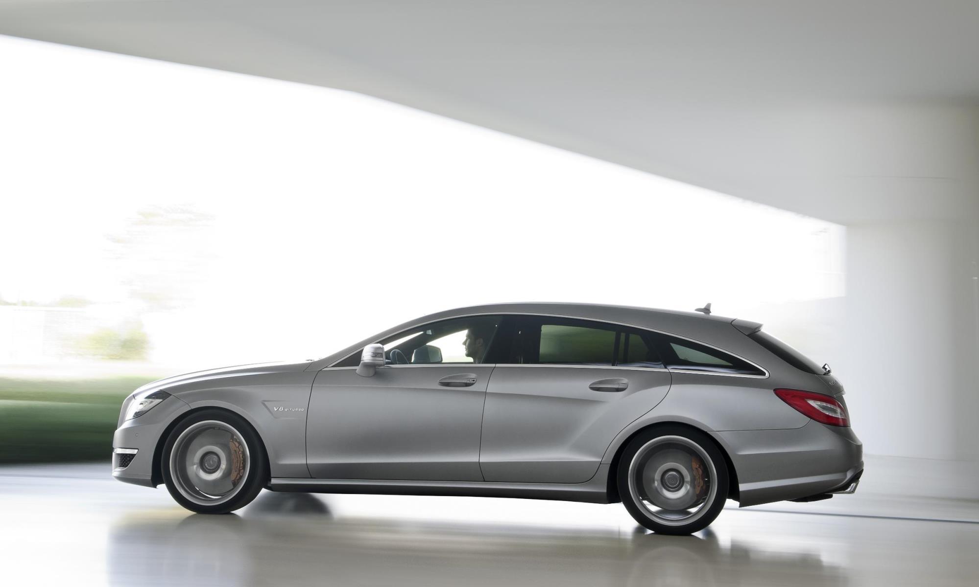 Mercedes-AMG CLS63 Shooting Brake