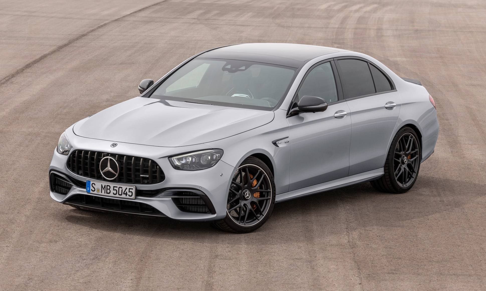 Mercedes-AMG E63S facelift