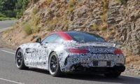 Mercedes-AMG GT R Black Series rear