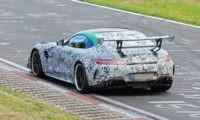 Mercedes-AMG GT R Black Series rear 2