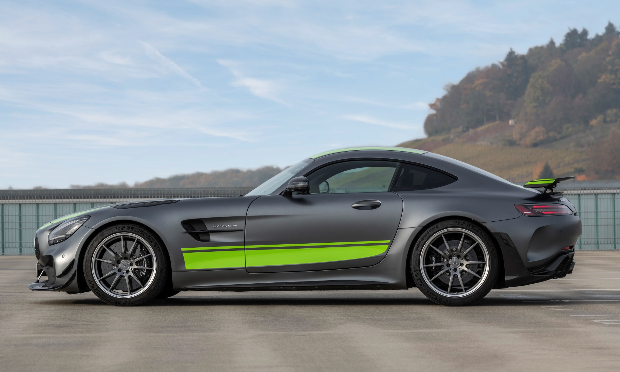 Mercedes-AMG GT R Pro profile