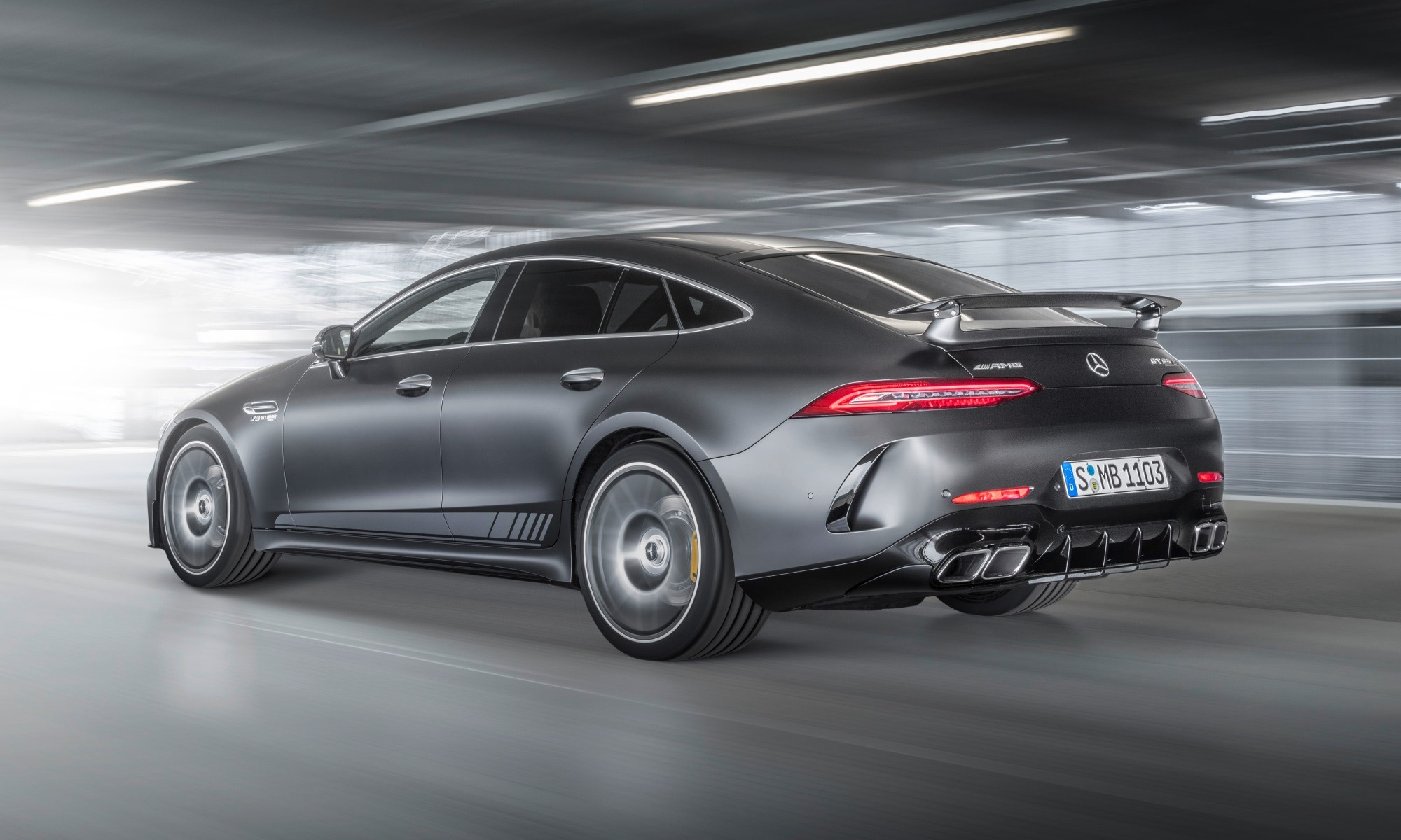 Mercedes-AMG GT63 S