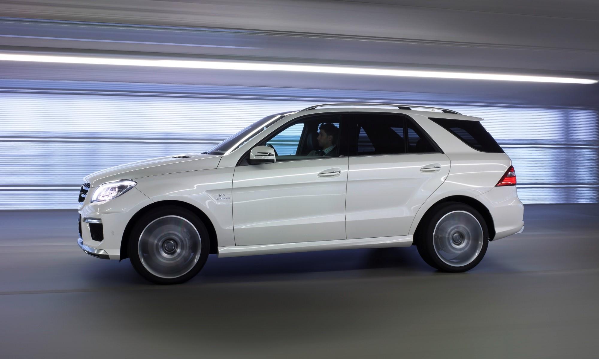 Mercedes-AMG ML63