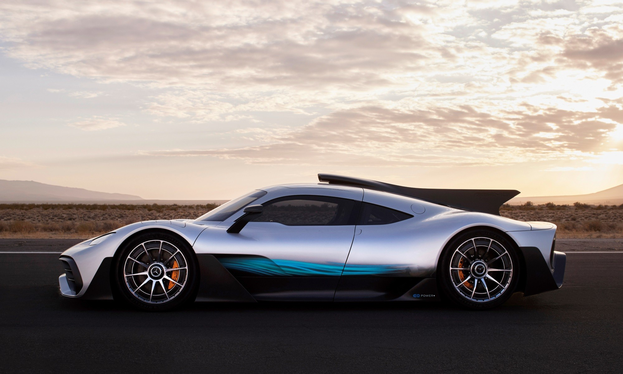Mercedes-AMG One profile