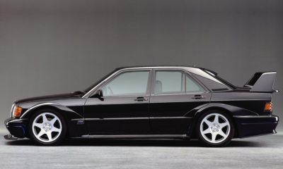 Mercedes-Benz 190E Evo