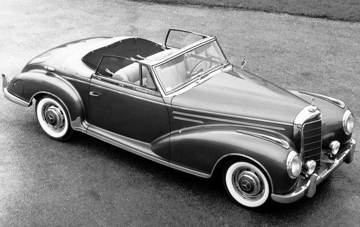 1955 Mercedes-Benz 300SC