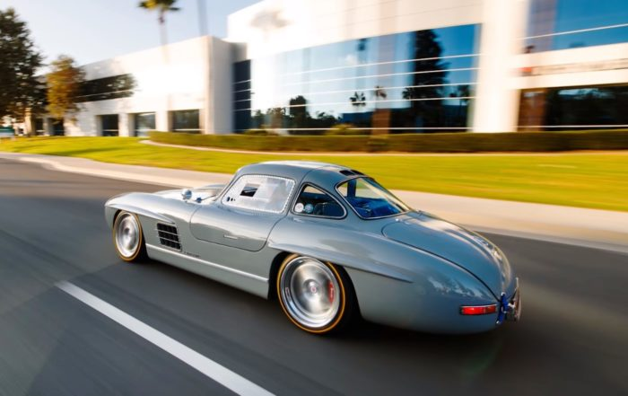 Mercedes-Benz 300SL Gullwing Clone rear