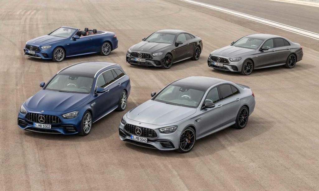 Mercedes-Benz E-Class family