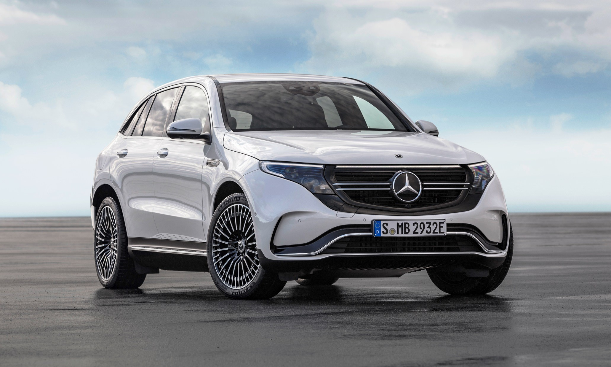 Mercedes-Benz EQC400 4Matic