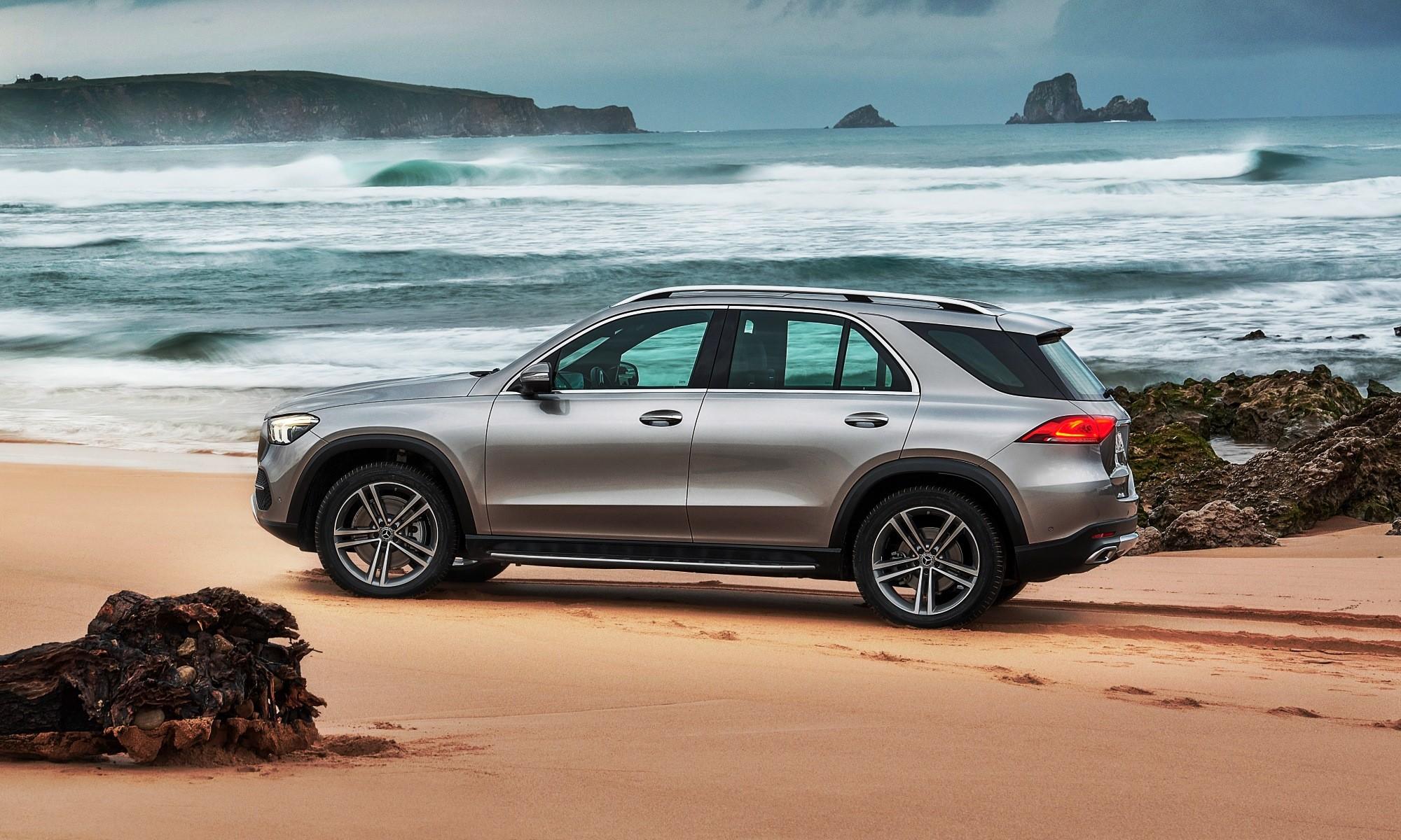 Mercedes-Benz GLE profile