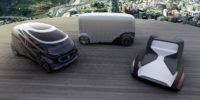 Mercedes-Benz Vision Urbanetic body options