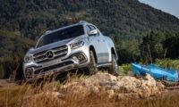 Mercedes-Benz X350d pricing