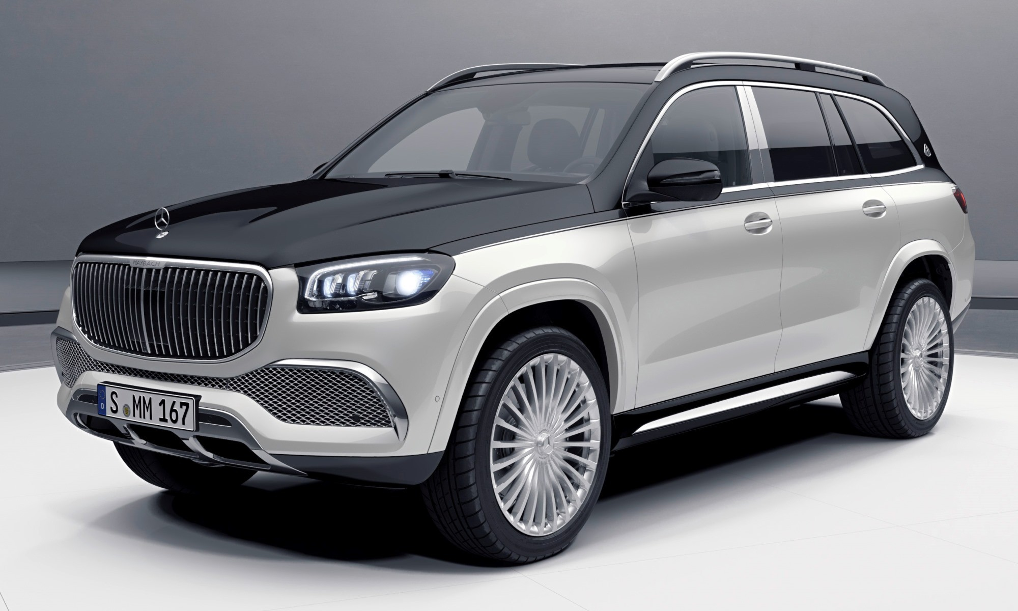 Mercedes-Maybach GLS600