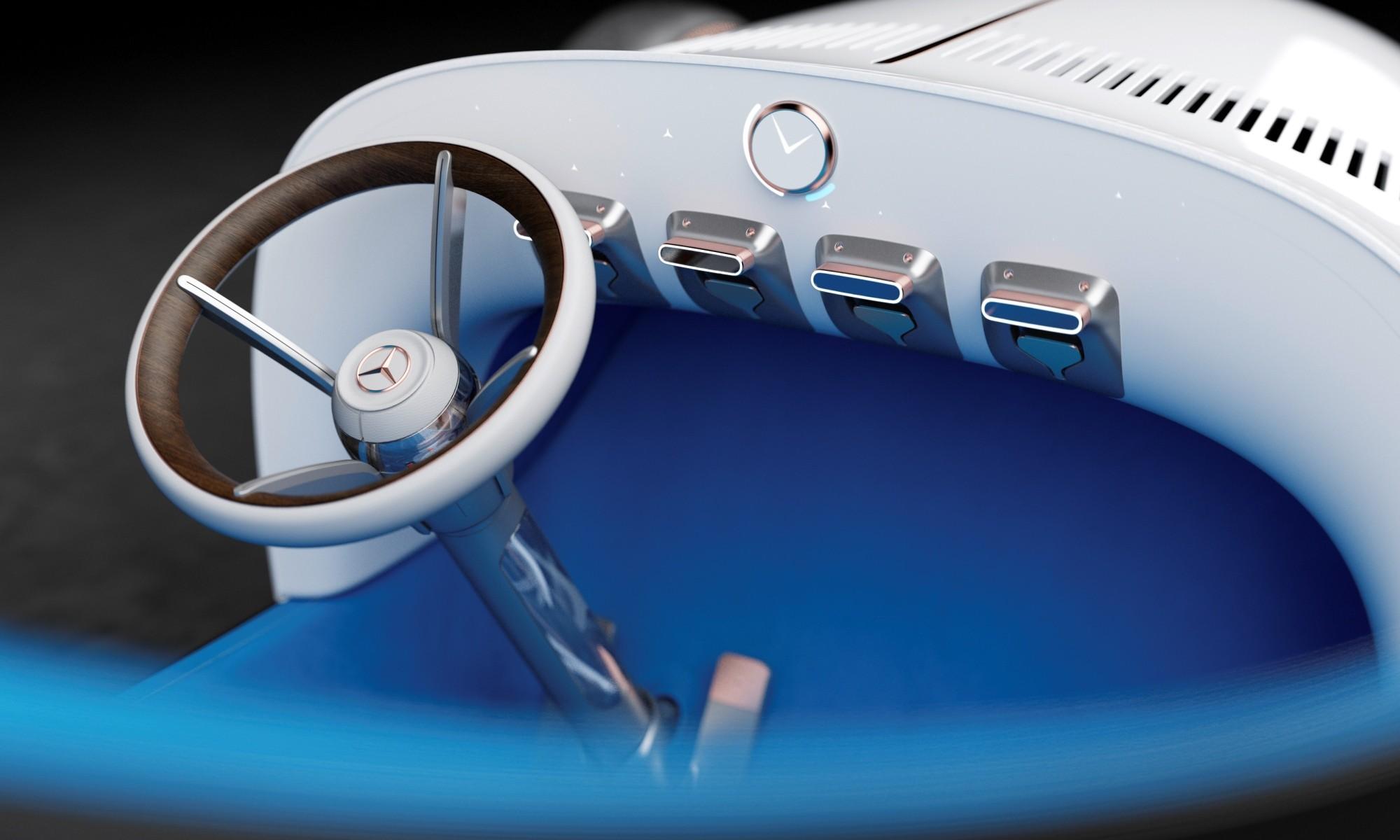 Mercedes Simplex Concept Car