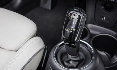 Mini Cooper gear lever