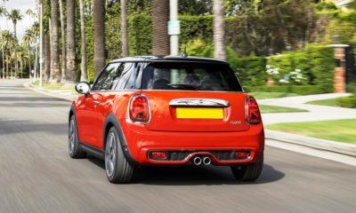 Mini Cooper Driven rear