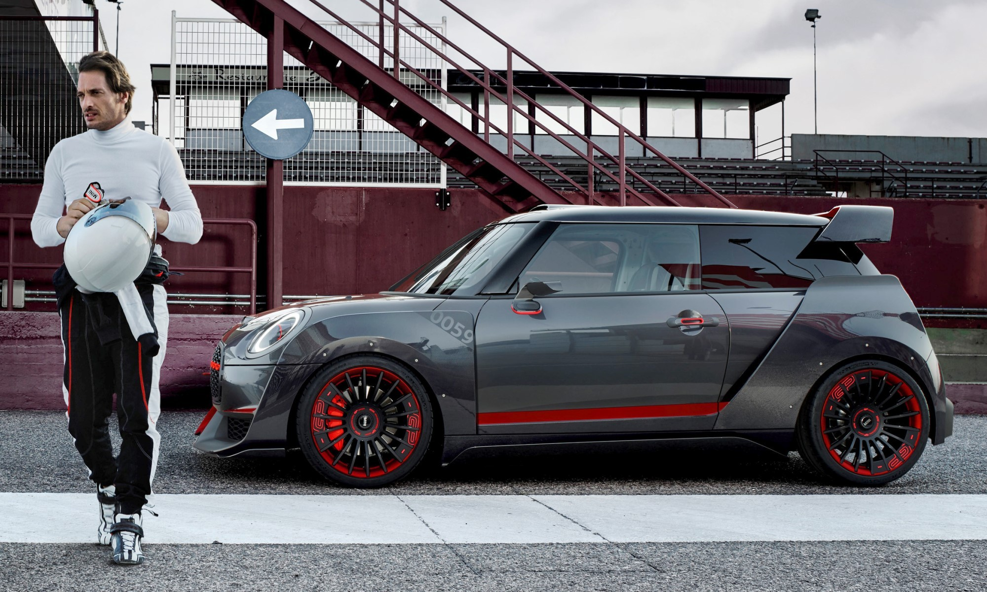Mini JCW GP heading for production