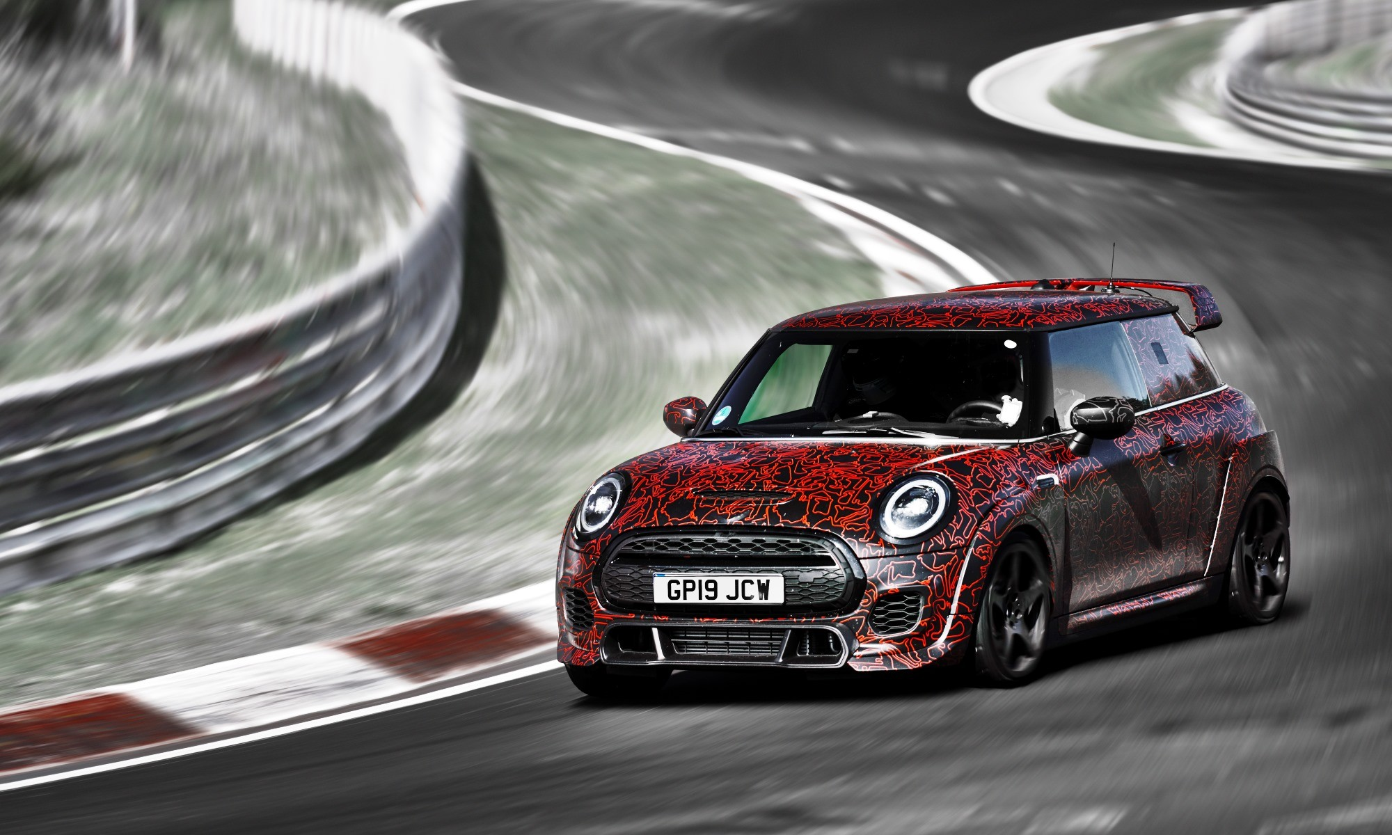 Mini JCW GP Prototype