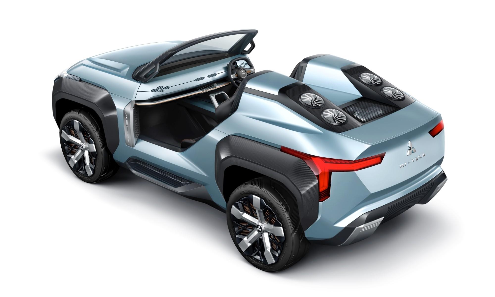 Mitsubishi MI-Tech Concept top