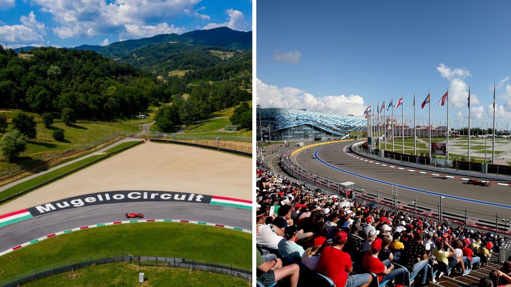 More F1 Races Added to 2020 Calendar