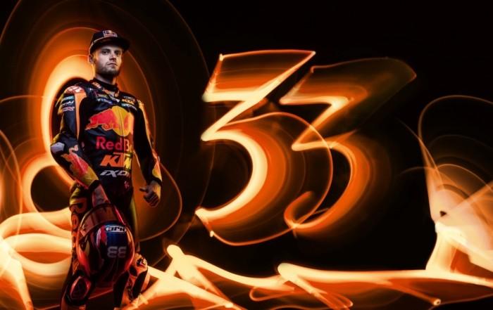 MotoGP Debut For Brad Binder 1