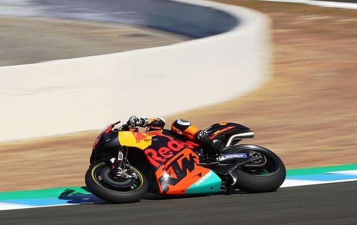 MotoGP Debut For Brad Binder 2