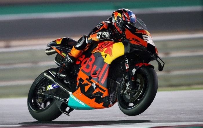 MotoGP Debut For Brad Binder 3