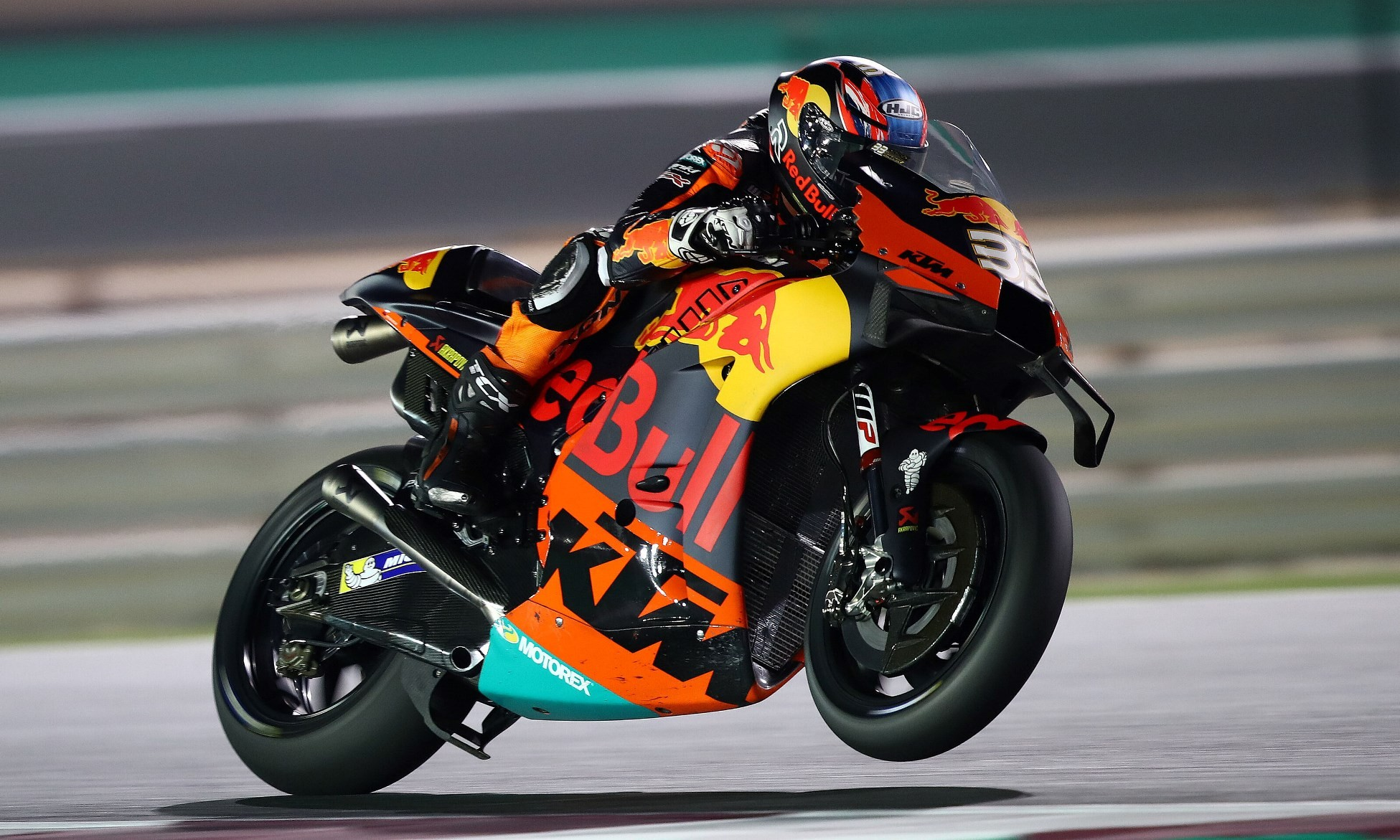 MotoGP Debut For Brad Binder 3