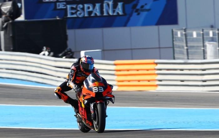 MotoGP Debut For Brad Binder