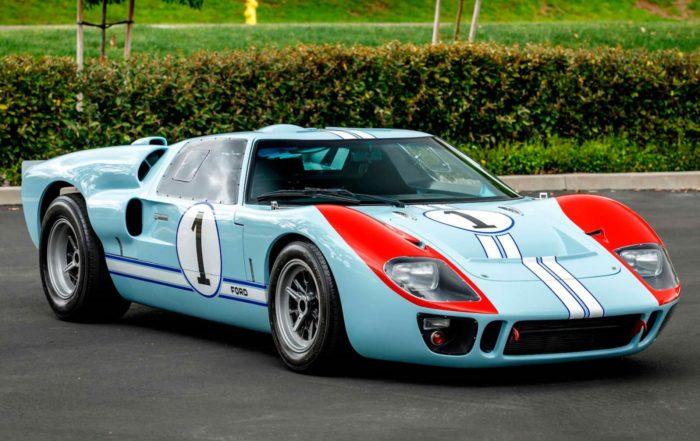 Movie GT40